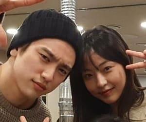 drama, jinyoung, and couple image