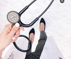 doctor, future, and nurse image