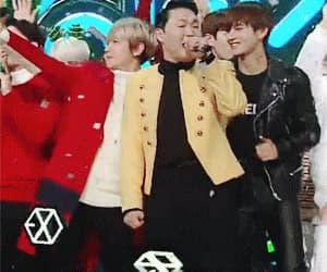 exo, taehyung, and gif image