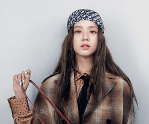 kim jisoo, dazed korea, and blackpink jisoo image