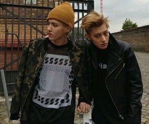 bad boys, exo, and kris image