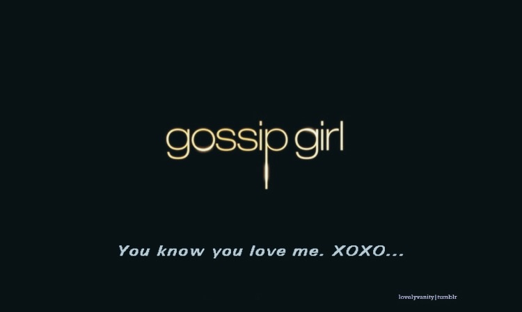 article, gossip girl, and OC image