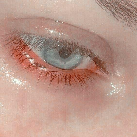 eye, pink, and grunge image