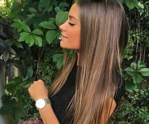 fashion, pretty hair, and style image