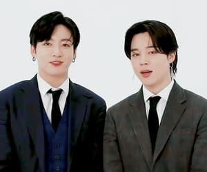 seokjin, bts, and jungkook image