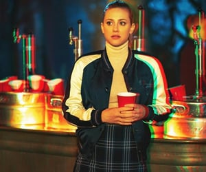 riverdale, betty cooper, and lili reinhart image