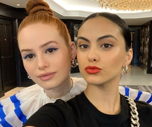 camila mendes and madelaine petsch image