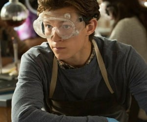 spiderman, Marvel, and nerd image