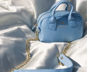 blue and bag image