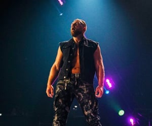 aew, dean ambrose, and jon moxley image
