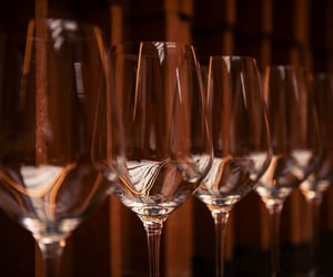 brown, wineglass, and Cocktails image