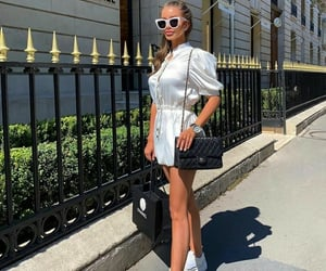 chanel, chanel bag, and clothes image