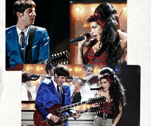Amy Winehouse and mark ronson image