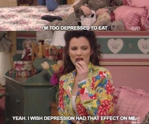 the nanny, funny, and depression image