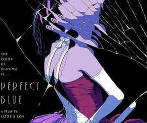 grunge, knives, and perfect blue image