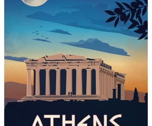 Athens, Greece, and wallpaper image