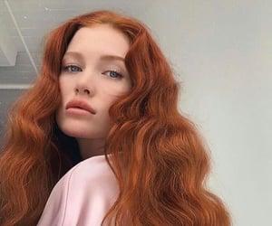 beauty, girl, and model image