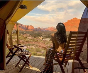 adventures, beautiful woman, and independent woman image