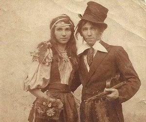 couple, gypsies, and photography image