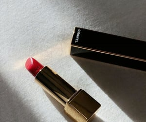 brand, chanel, and lipstick image