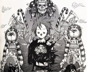 anime, manga, and poster image