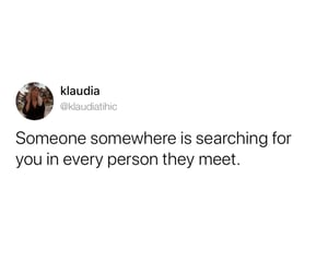 deep, quote, and searching image