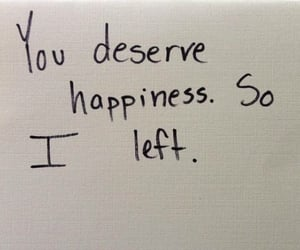 quotes, happiness, and left image