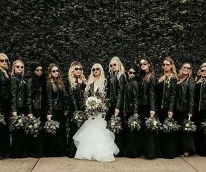 bridemaids, rocker, and wedding inspirations image