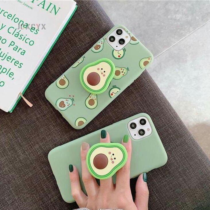 Imagem de avocado, aguacate, and celphone cases