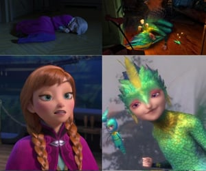 anna, tooth fairy, and rise of the guardians image