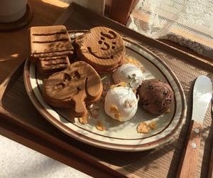 aesthetic, food, and icecream image