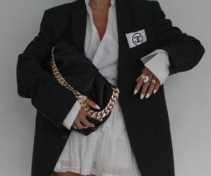 blazer, elegant, and fashion image