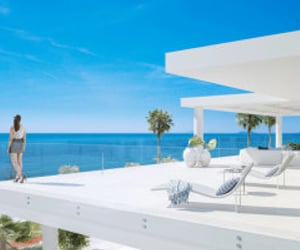 apartments, luxury, and marbella image
