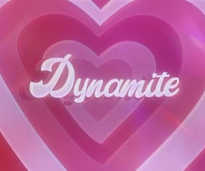 header, dynamite, and bts image