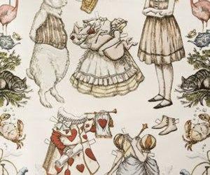 alice in wonderland, alice, and girl image