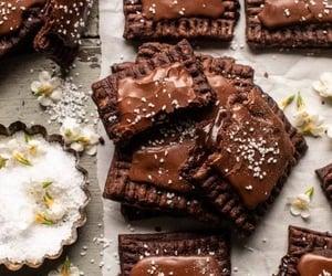 baking, cake, and chocolate image