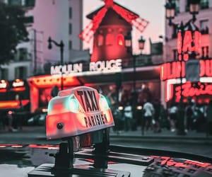 moulin rouge, photographie, and ile de france image