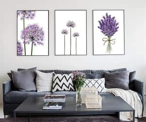 calligraphy, etsy, and lavender image