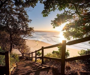 australia, beach, and Dream image