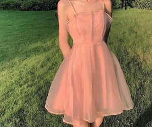 aesthetic, nature, and dress image