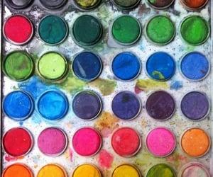 colores, inspiracion, and acuarelas image