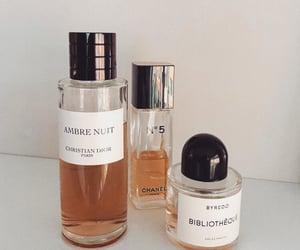 chanel, dior, and perfumes image