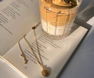 books, coffee, and drinks image