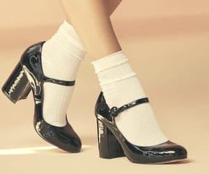 black heels, fashion, and soft image