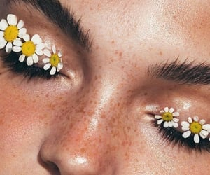 flowers and freckles image