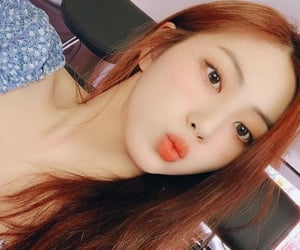 eunbin, crystal clear, and clc image