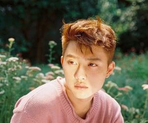 exo, kyungsoo, and aesthetic image