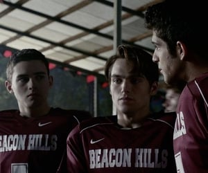 lacrosse, tw, and dylan sprayberry image