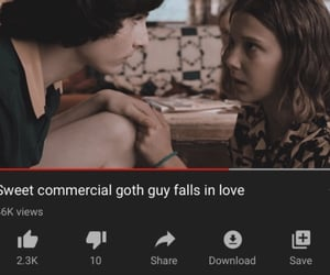Relationship, love, and millie bobby brown image