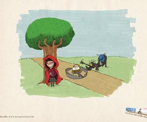 童话 and 换位思考 image